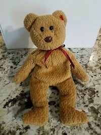 Ty beanie baby plush, Curly North Little Rock, 72116