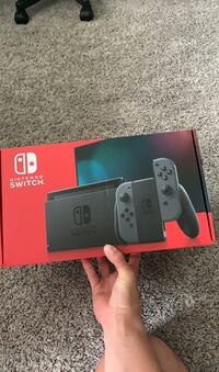 Nintendo Switch Grey Brand New in Package