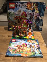 lego elves azari and the magical bakery Highland Park, 60035