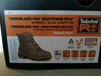 Brand new Timberland Size 7.5 women's safety shoes Kitchener, N2P 2Y7