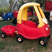 Cozy Coupe By LITTLE TYKES 2267 mi