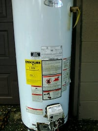 Hot water heater gas one year old Summerdale, 36580