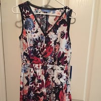 Vera Wang floral dress London, N6M 1J4