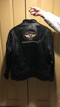 Leather Victory Motorcycle Jacket Women's 2x Hagerstown