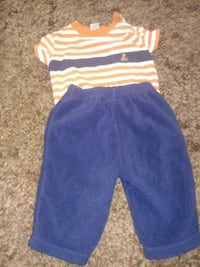 Baby boy outfits lot#2 Piqua, 45356
