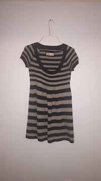 Black and Grey Striped Dress Brampton, L6R