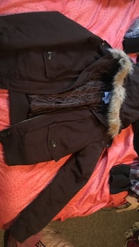 Dark brown coat Norwich, N0J 1P0