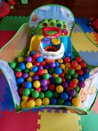 Vtech drop and pop ball pit Mobile, 36695