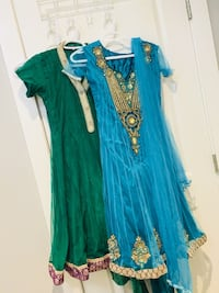 Sale sale suits ,sari,frock suits Surrey, V3R