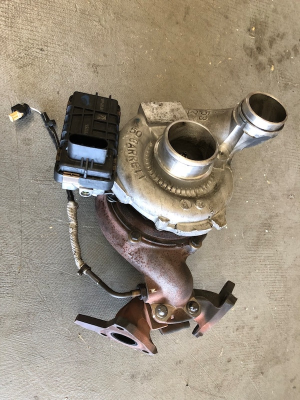 2013 Mercedes Sprinter 2500 Used Garrett Turbocharger OEM