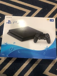 Play station 4 slim 1TB  Silver Spring, 20906