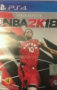 NBA2k18 ps4 Ottawa, K2G