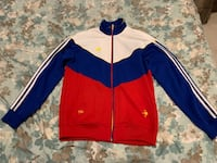 Adidas Vintage Philippines Track Jacket Richmond, V6X