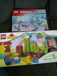 Lego Juniors and lego Duplo sets Winter Haven, 33880