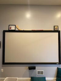 Projector screen and system Alexandria, 22312