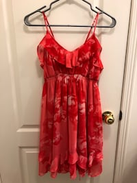 RW & Co Dress, Red, XS, $40