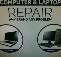 Computer/Laptop System Repair and Software