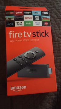 Amazon Fire TV stick box Manassas, 20110