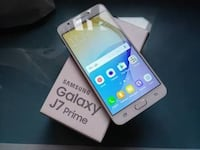 beyaz Samsung Galaxy J7 Prime with box Apak Mahallesi, 42400