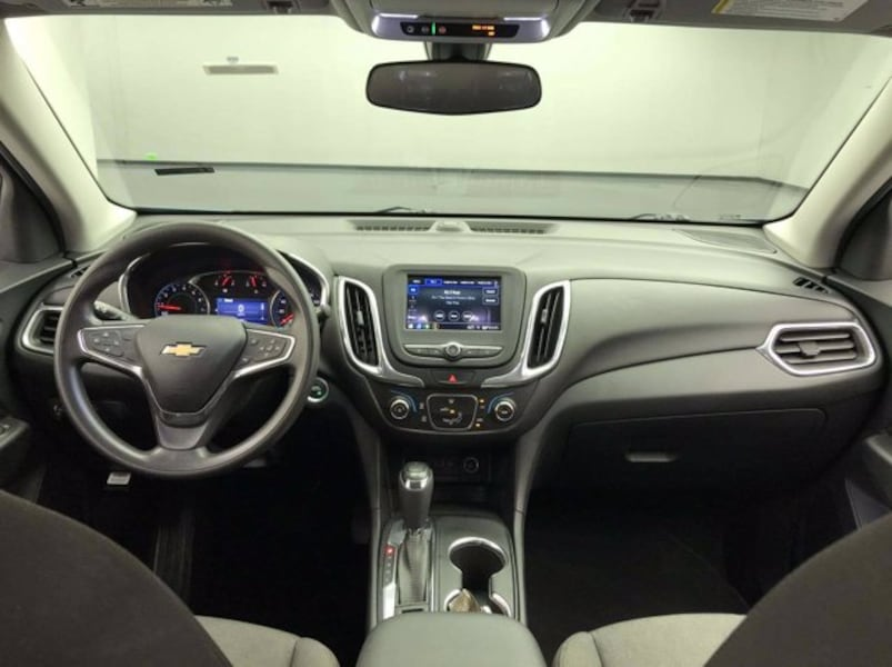 2019 Chevy Chevrolet Equinox Pacific Blue Metallic hatchback 11