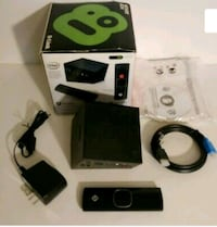 DLink Boxee box streamer with all accessories Boston