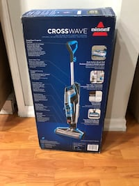 BISSELL CrossWave  Multi-Surface Cleaner Vacuums while washing! Brampton, L6V 4K2
