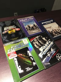 The fast and furious movies