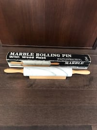Marble rolling pin- new Edmonton, T6M