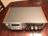 Sony TC-199SD Stereo Cassette Deck 1977.Japan. Moscow, 119146