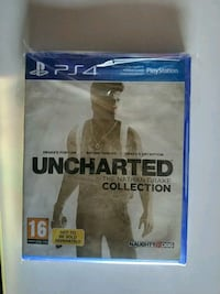 PS4 Uncharted Collection Bolu
