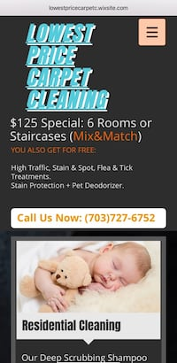 Carpet cleaning Bethesda, 20817