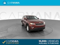 2016 *Jeep* *Grand* *Cherokee* Laredo Sport Utility 4D suv Red Brentwood, 37027