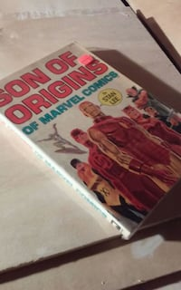 Son of Origins vintage trade paperback FSTRVL TRVOSE, 19053