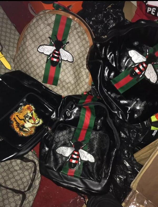8735692129ac Used Gucci backpacks for sale in Hampton - letgo