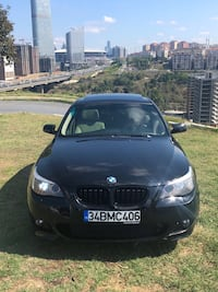 BMW - 5-Series - 2008 8408 km