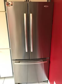 Whirlpool Stainless steel french door refrigerator Laval, H7E 1R1