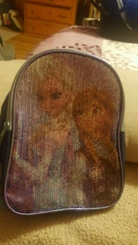 ANNA AND ELSA SMALL BACK PACK