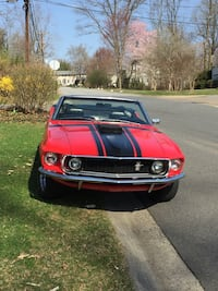 Ford - Mustang - 1969 Wilmington