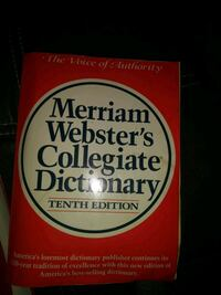 Miriams Webster's Dictionary North Fort Myers, 33903