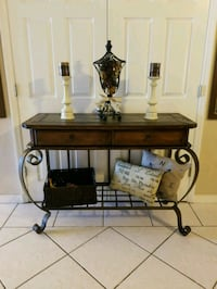 entry table Cape Coral, 33909