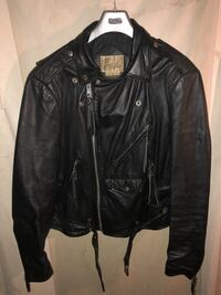 Leather mororcycle jacket Bellevue, 68123