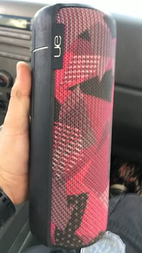 Red and black iphone case Kapolei, 96707
