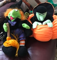 2 Halloween Items....The Witch Cackles!! Lutz, 33549