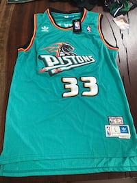 Grant Hill Throwback Jersey  Bethesda, 20817