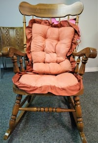 Adult Rocking Chair - Cushions Included Toronto