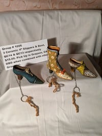 Miniature Collectible Shoes
