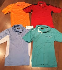 Men's MEDIUM Golf Shirts Hamilton, L8T 1H6