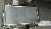 gray and black car amplifier