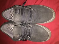 pair of black Vans low-top sneakers Rockville, 20853