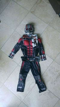Ant man Halloween Costume for 6-8 year olds Anaheim, 92806